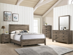 Millie Panel Bed Collection
