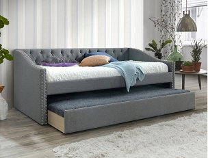 Loretta Twin/Twin Daybed with Trundle