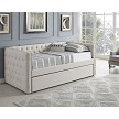 Trina Daybed in Ivory